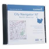 Garmin City Navigator NT North America DVD with Map Source Software