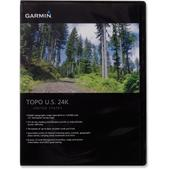 Garmin MapSource TOPO US 24K microSD Data Card - Arizona/New Mexico