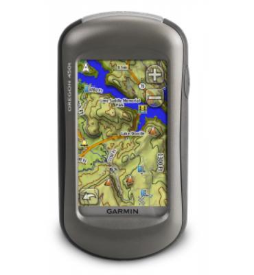 Garmin Oregon 450t GPS
