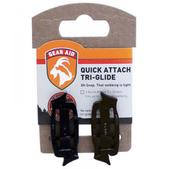 GEAR AID Quick Attach Tri-Glide Buckle Kit, 1 in.