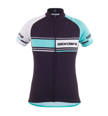 Giordana Trade Tempo Vero Short Sleeve Jersey - Women's