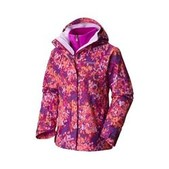 Girl's Bugaboo Interchange 3-In-1 Jacket