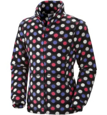 Girl's Explorer's Delight Printed Fleece