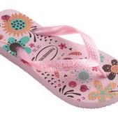 Girl's Flores Flip Flops
