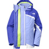 Girl's Mountain View Triclimate Jacket