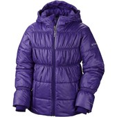 Girl'sShimmer Me II Insulated Puffy Jacket