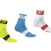 Giro Comp Racer Socks 3 Pack - 2017