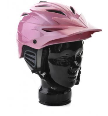 Giro G10 MX Snowboard Helmet Pink