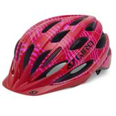 GIRO Kids' Raze Bike Helmet, Red/Rhodamine