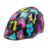 Giro Rascal Cycling Helmet - Kid's Size S/M Color Black/HotPinkFabFlowers