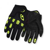Giro Remedy Jr Cycling Glove - Kid's Size XS Color BlackHighlightYellow