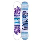 Gnu B-Nice Asym BTX Womens Snowboard 2017