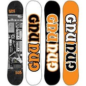 Gnu Riders Choice C2 Wide Snowboard 2015