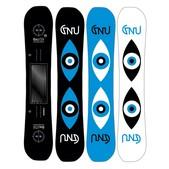 Gnu Space Case XC2 BTX Snowboard 2017
