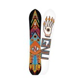 GNU Space Out DC2 BTX Snowboard