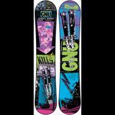 Gnu Street Series BTX Snowboard