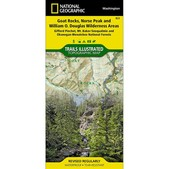 Goat Rocks, Norse Peak and William O. Douglas Wilderness Areas: Gifford Pinchot, Mt. Baker-Snoqualmie, and Okanogan-Wenatchee National Forests