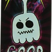 "GoodWood F-Yeah Ghost Skateboard Deck - 8"" x 32"""