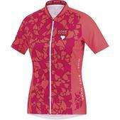 Gore Bike Wear Element Love Camo Jersey - Short Sleeve - Women's