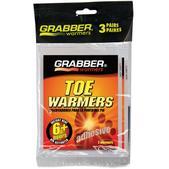 Grabber Toe Warmers - 3 Pairs