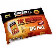 Grabber Toe Warmers - 8 Pairs