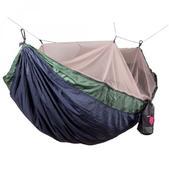 Grand Trunk Skeeter Beeter Pro Parachute Nylon Hammock-Navy Forest