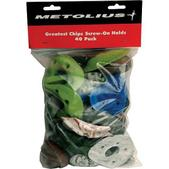Greatest Chips Screw-On Hold Set - 40 Pack
