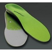 "Green Insoles--Size ""G"""