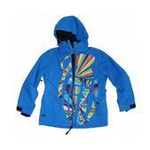 Grenade Exploiter Snowboard Jacket Blue