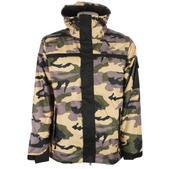 Grenade Fatigue Snowboard Jacket Army