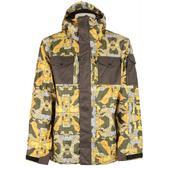 Grenade Sharp Shooter Snowboard Jacket Gold
