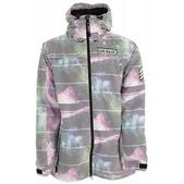 Grenade Static Snowboard Jacket White