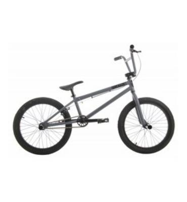"Grenade Stealth BMX Bike 20"" Thunder Grey"