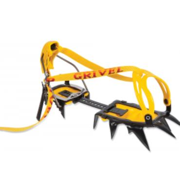 Grivel G-12 New-Matic Crampons with Antibott Device