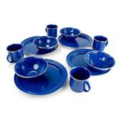 Gsi Outdoors 12 Piece Pioneer Table Set - Blue