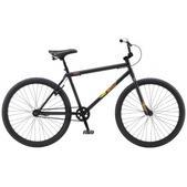 GT 650 BMX Bike Matte Black 650B