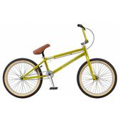 GT Performer 20 BMX Bike Lime Gold 20in/20.75in Top Tube