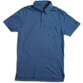 Half-Moon Threadworks Jersey Polo for Men