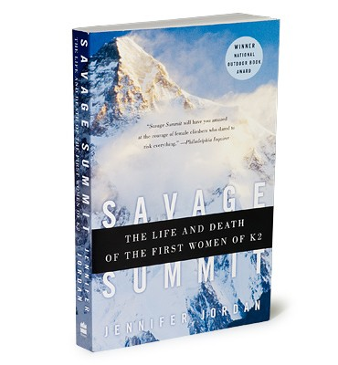 HARPER COLLINS The Savage Summit