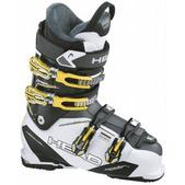 Head Adaptedge 90 HF Ski Boots White/Transparent Anthracite/Yellow
