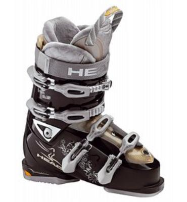 Head Dream 8.5 HF Ski Boot Black/Silver