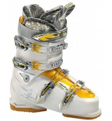 Head Dream Thang 10 Superheat 3 Ski Boots Pearl/Tr Gold
