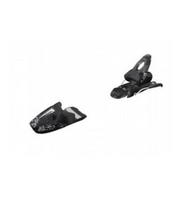 Head Peak 11 Wide Ski Bindings Solid Black 90mm