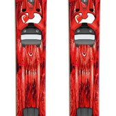 Head Sacrafice 105 Skis w/ Mojo 15 Bindings - Men's