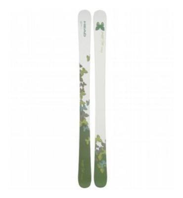 Head Sweet Fat Thang Skis White/Green