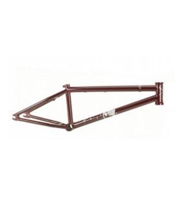 "Hoffman Bama Bike Frame Pearlized Crimson 21"""