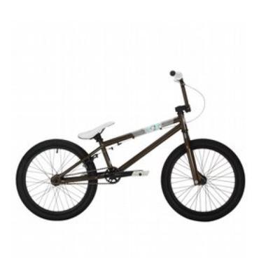 "Hoffman Ontic EC BMX Bike Brilliant Gold 20"""