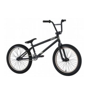Hoffman Ontic EL BMX Bike Matte Black 20in