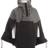 Holden Goodwin Cape Jacket Black - Women's
