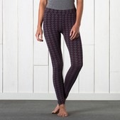 Horny Toad Printed Lean Legging for Women